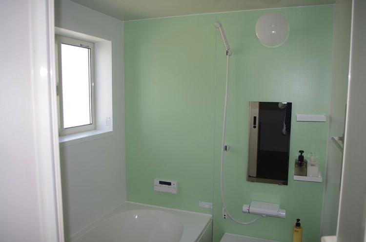シロノシタゲストハウスの浴室