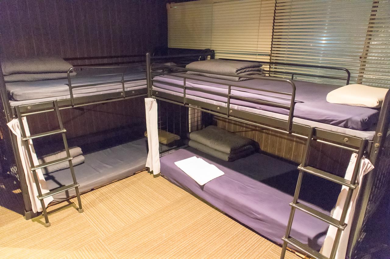 インターナショナル ゲストハウス アズール成田・部屋