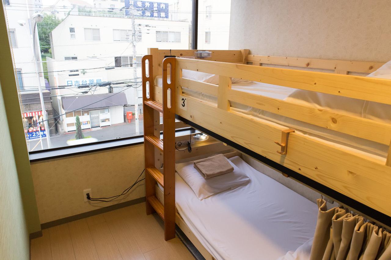だるまゲストハウス成田・部屋