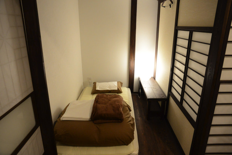 ゲストハウス&バー 人参の宿泊部屋④