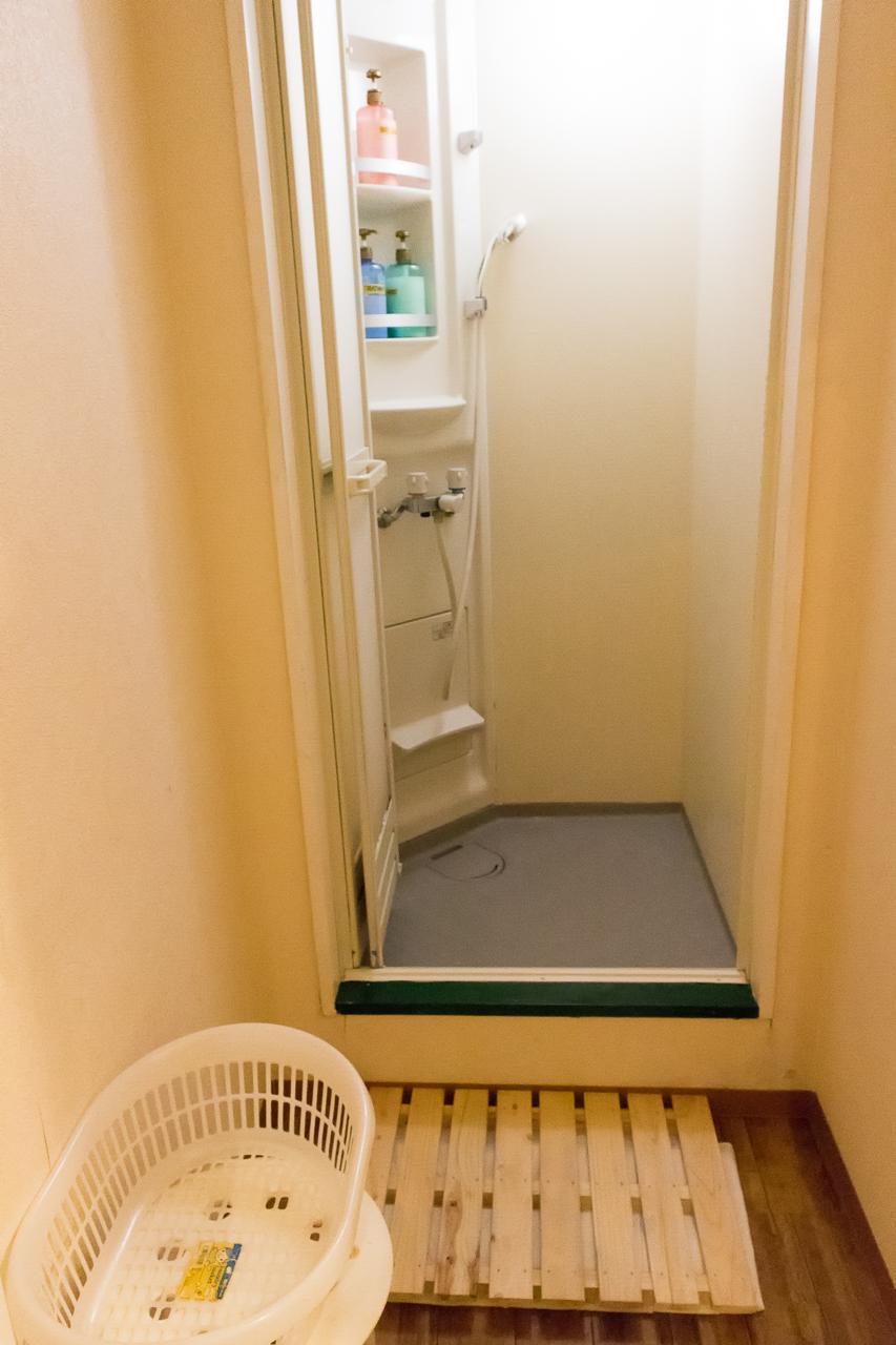 神戸三宮R2ホステル・シャワールーム