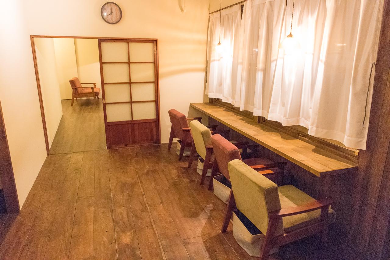 めざましサンド店・カフェ