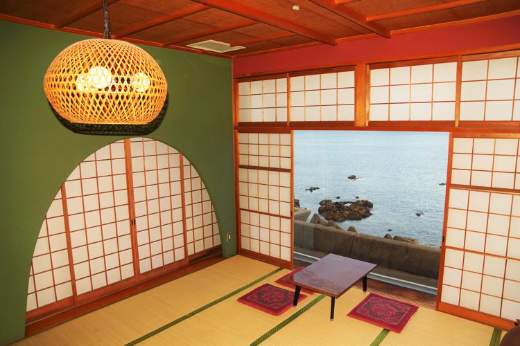 Nagasaki House ぶらぶらの和室