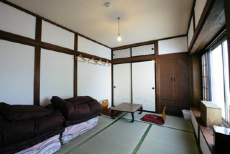 tabi-shiroの宿泊部屋②