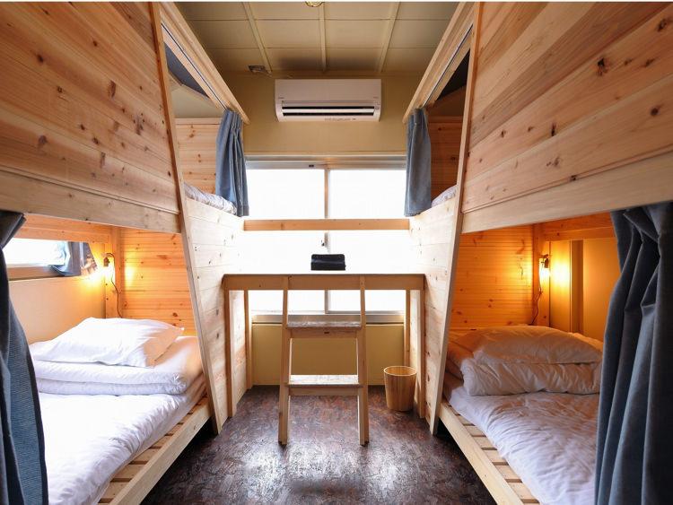 Kobe Guest House MAYA 神戸ゲストハウス萬家の宿泊部屋④