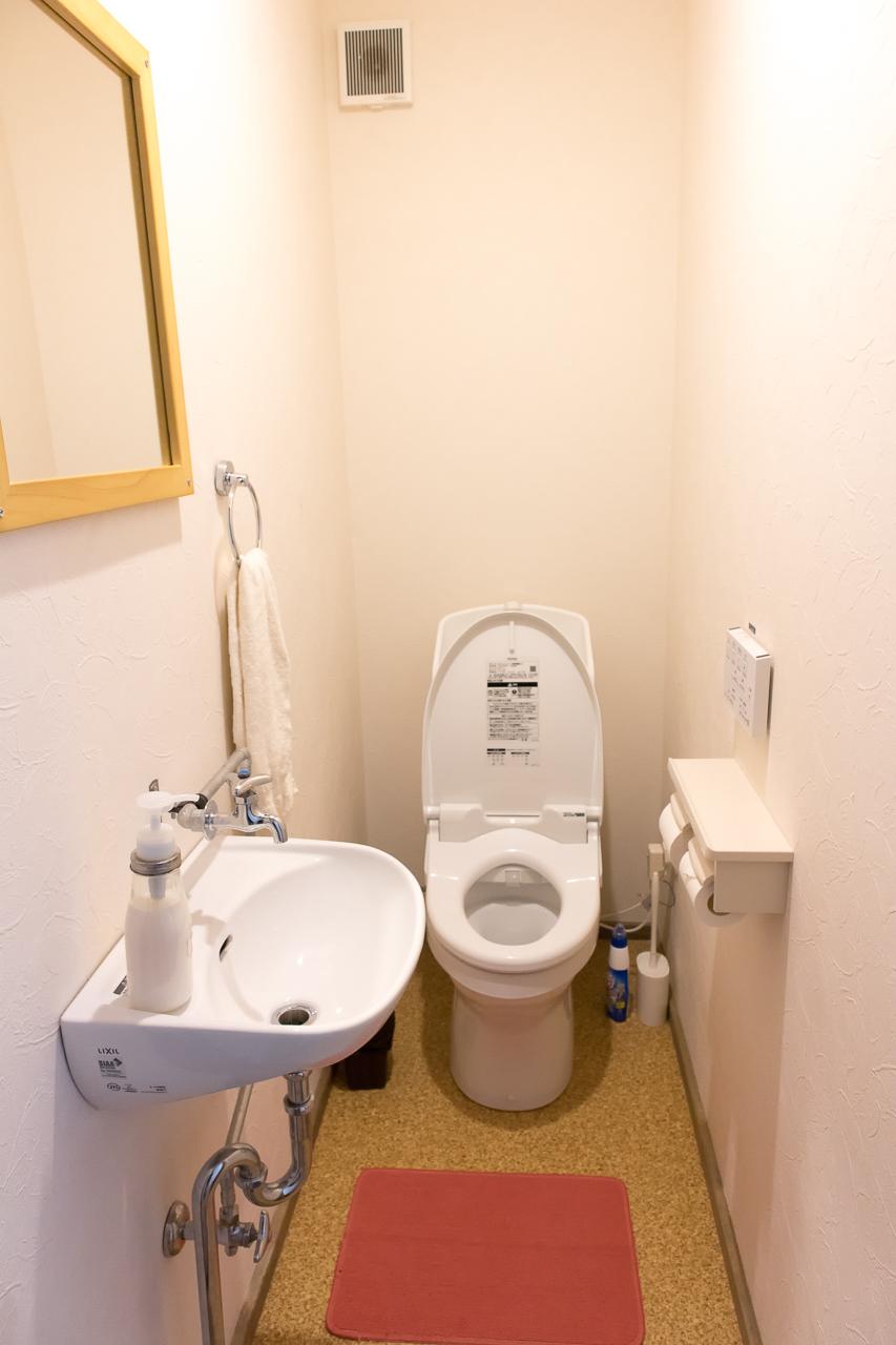ゲストハウスyuyu・トイレ