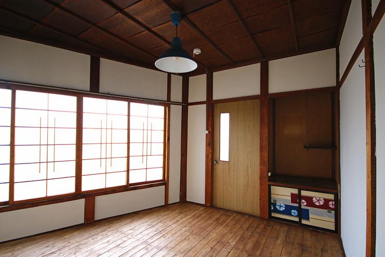 釧路ゲストハウスコケコッコーの宿泊部屋③