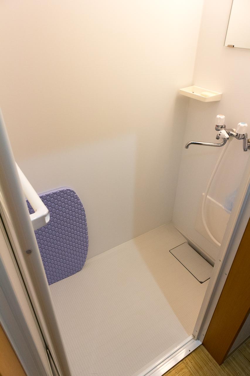 ゲストハウスふでむら さくら日和のシャワールーム
