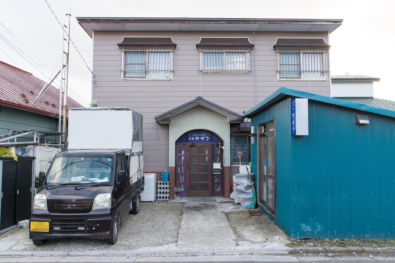 ゲストハウス函館サザンの外観
