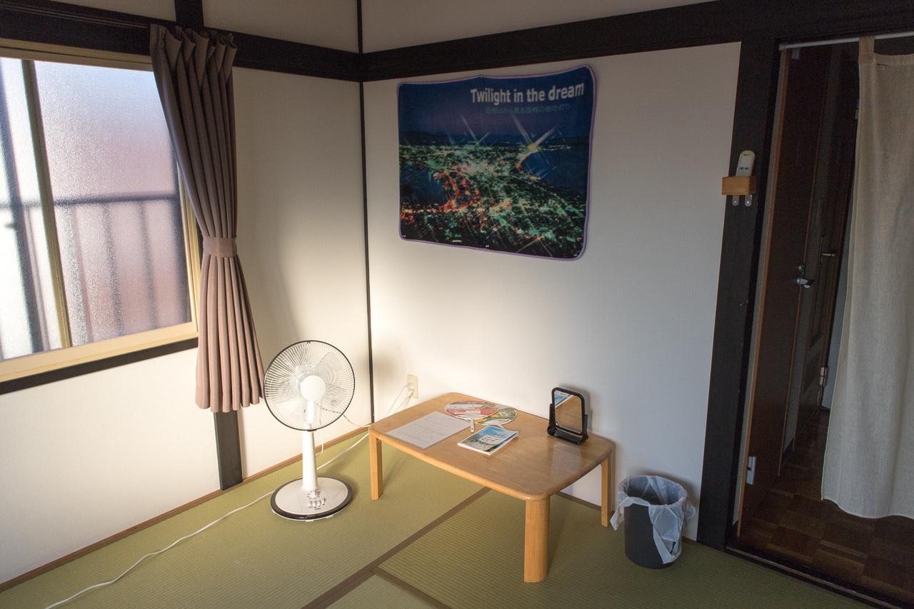 ゲストハウス函館クロスロード部屋の備品