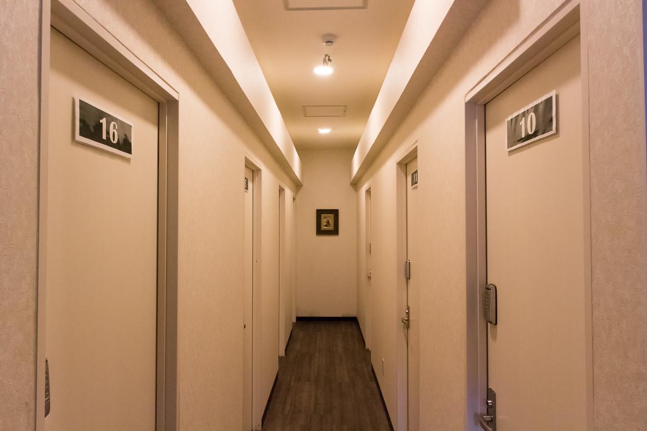 Internal Sophiearth III Hostel部屋
