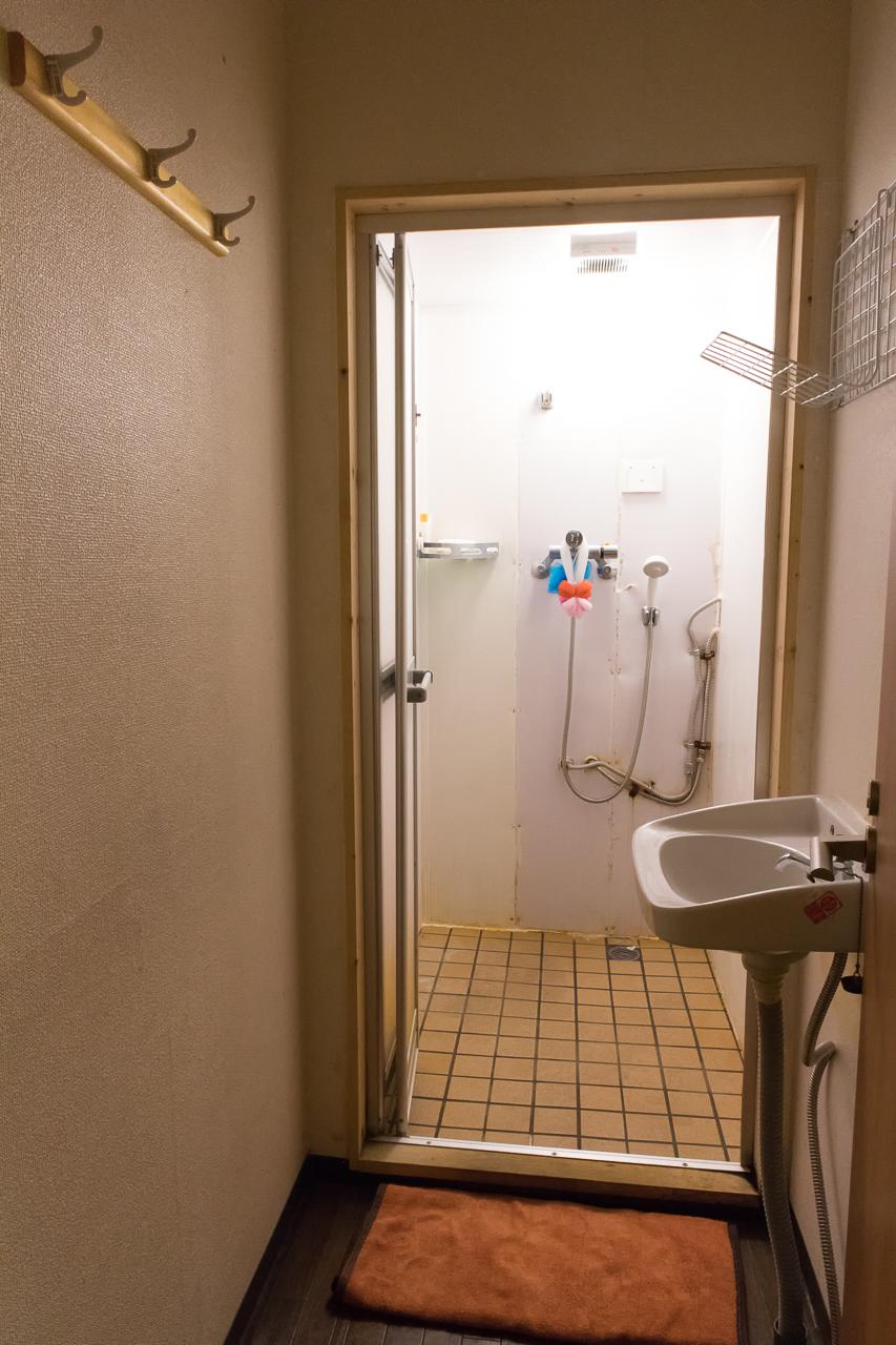 Internal Sophiearth III Hostelシャワールーム