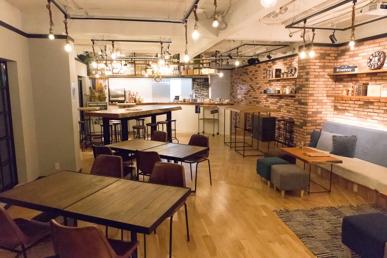 Ten to Ten SAPPORO STATION・Cafe&Bar
