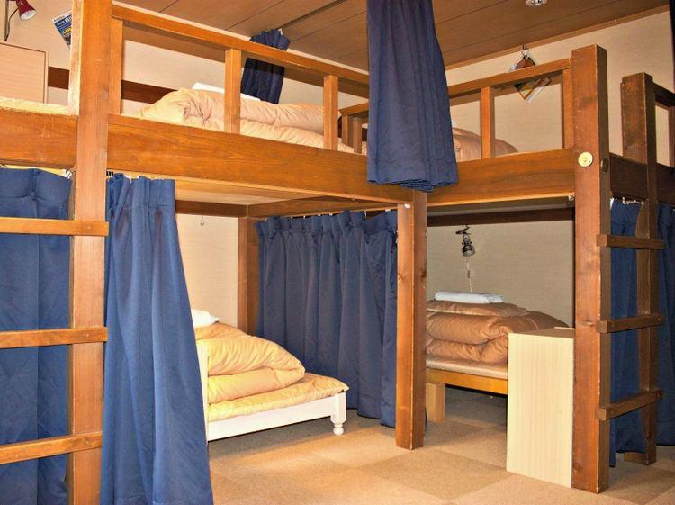 ジェイホッパーズ飛騨高山の宿泊部屋