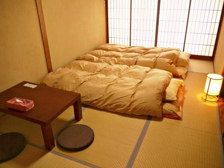 ジェイホッパーズ飛騨高山の宿泊部屋②
