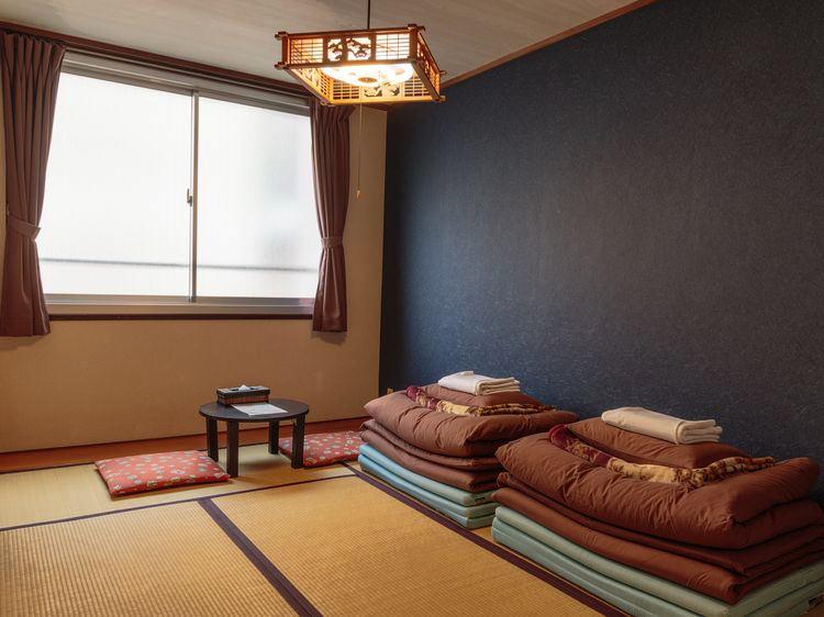 ジェイホッパーズ広島の宿泊部屋②