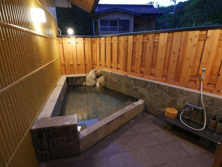 ジェイホッパーズ熊野湯峰のお風呂