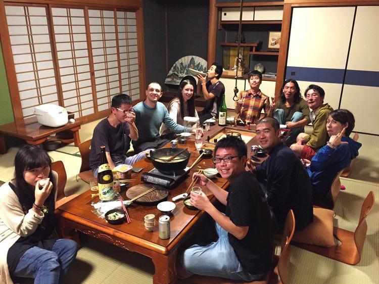 ジェイホッパーズ熊野湯峰の交流