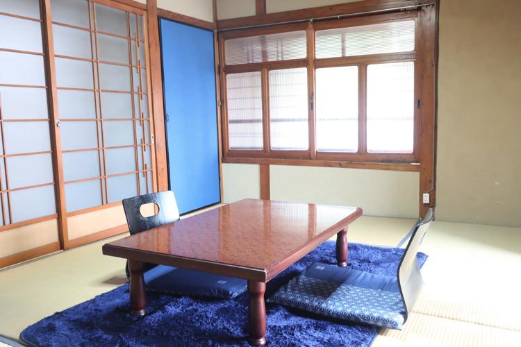 Naru.GuestHouseの共有スペース