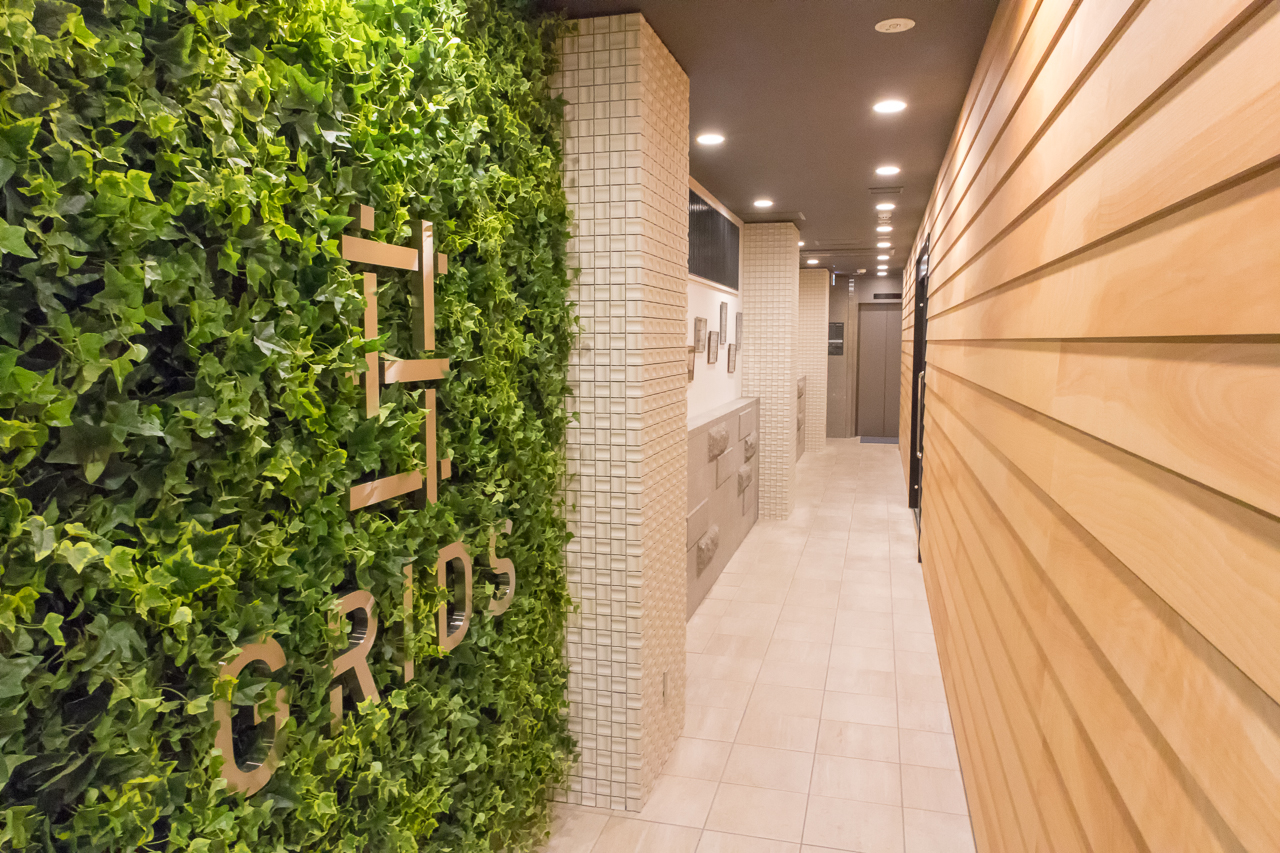 グリッズ 札幌 ホテル&ホステル・入口