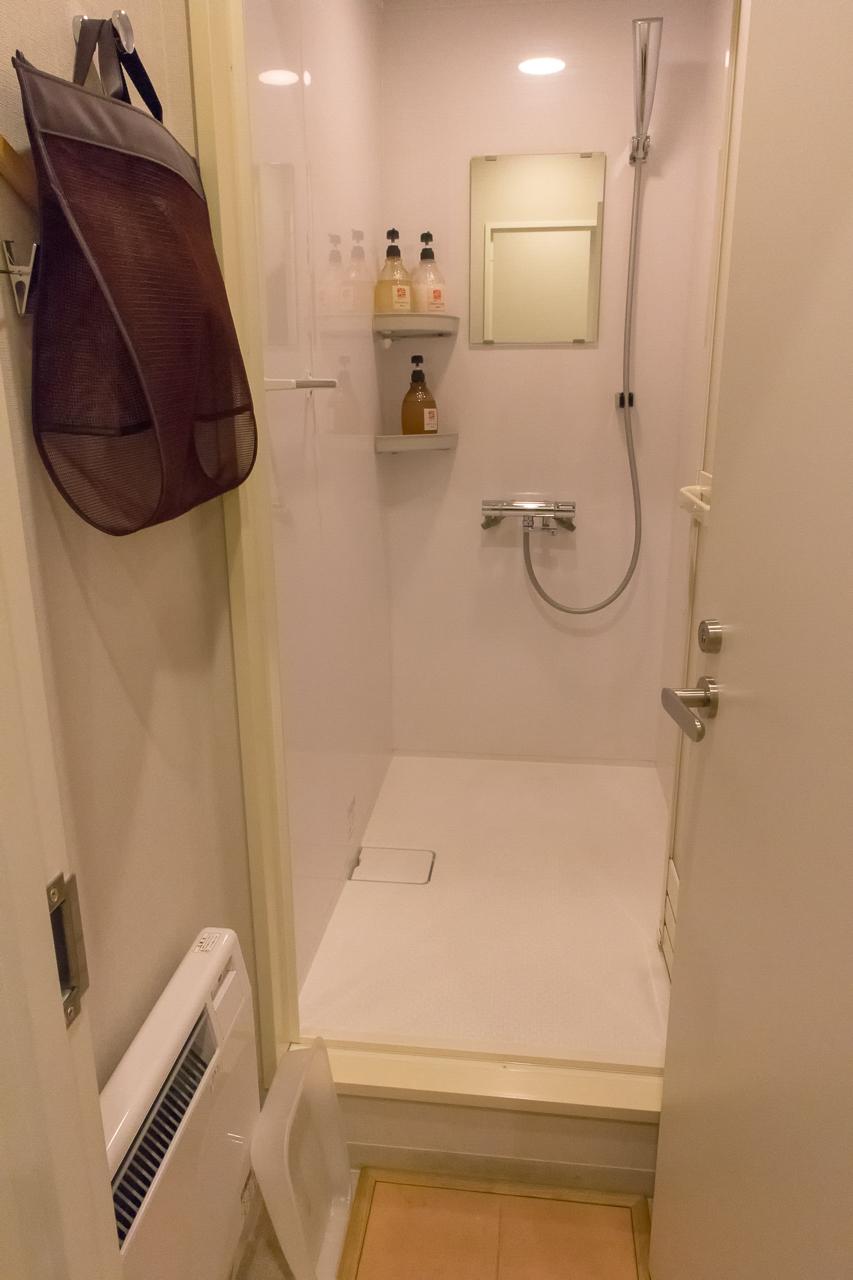グリッズ 札幌 ホテル&ホステル・シャワールーム
