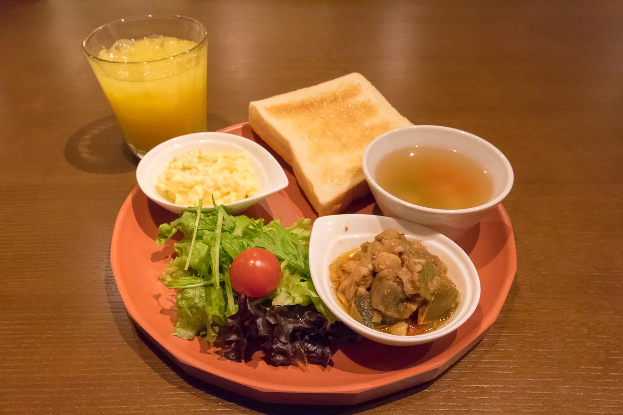 グリッズ 札幌 ホテル&ホステル・朝食