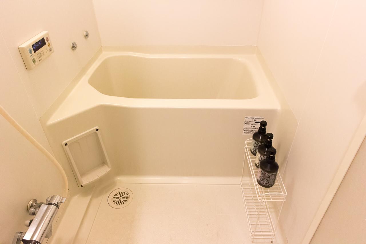 札幌ゲストハウスwaya(ワヤ)浴槽