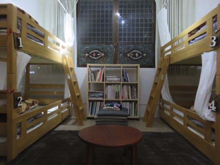 京都ゲストハウスたいの宿泊部屋②