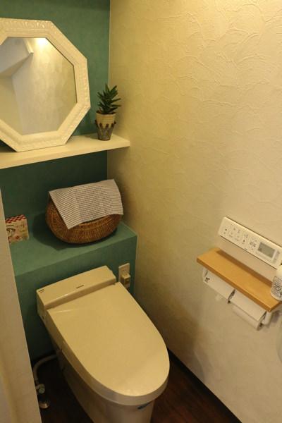ザ 丸亀ゲストハウスふくふくのトイレ