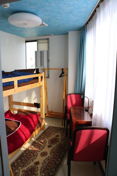 ザ 丸亀ゲストハウスふくふくの宿泊部屋②