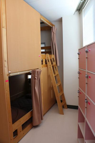 ザ 丸亀ゲストハウスふくふくの宿泊部屋