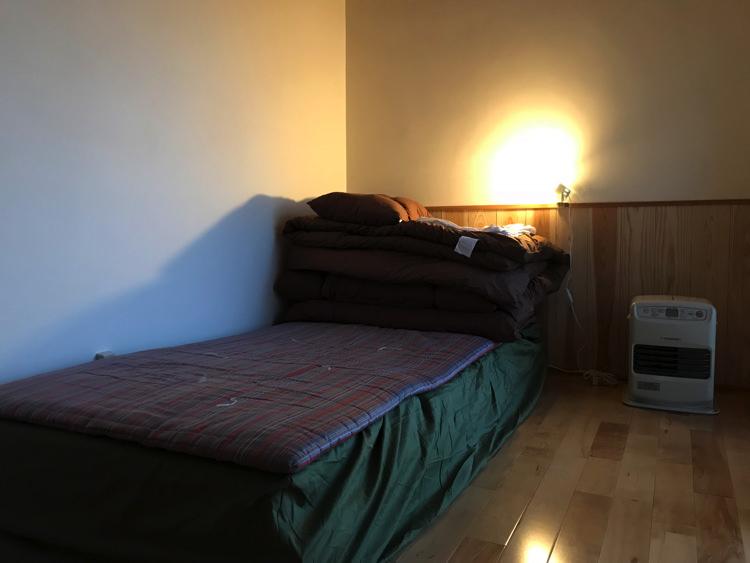 唐津ゲストハウス鳩麦荘の宿泊部屋⑥