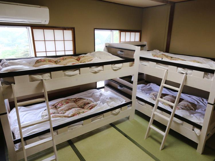 ゲストホテル関ロッジの宿泊部屋