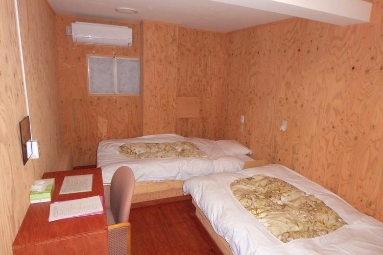 ゲストハウス小樽和の宿泊部屋