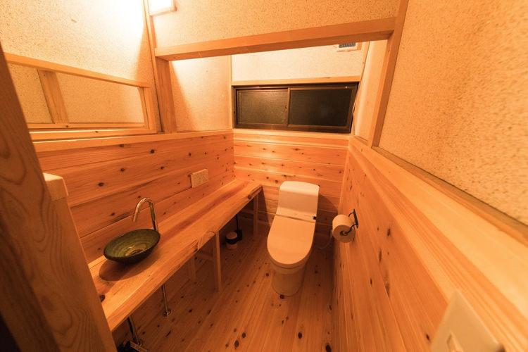 山元ミガキハウスのトイレ