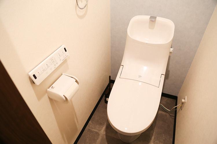 ゲストハウス松のトイレ
