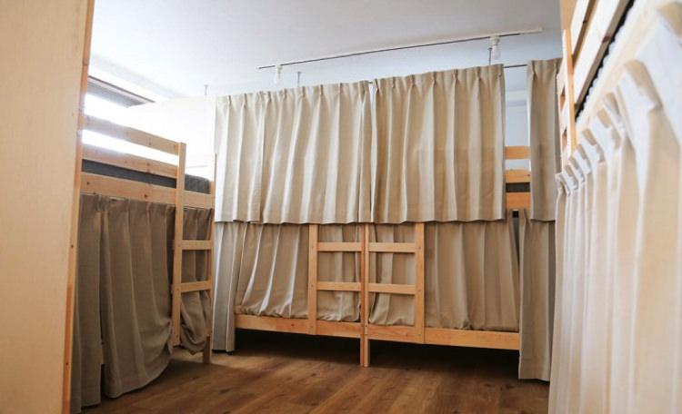 ゲストハウス松の宿泊部屋