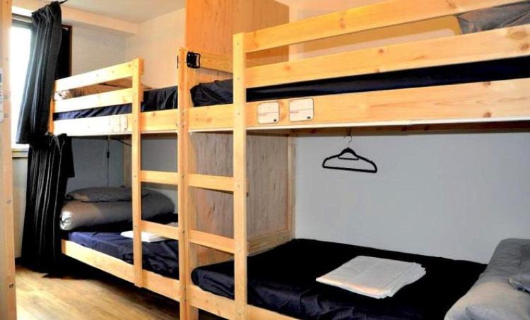 ゲストハウス松の宿泊部屋③
