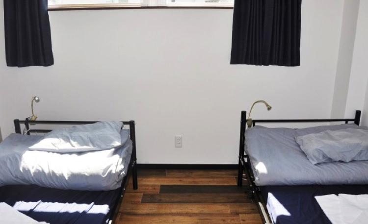 ゲストハウス松の宿泊部屋④