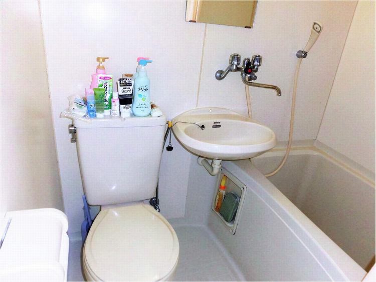 プライベートハウスそらのお風呂