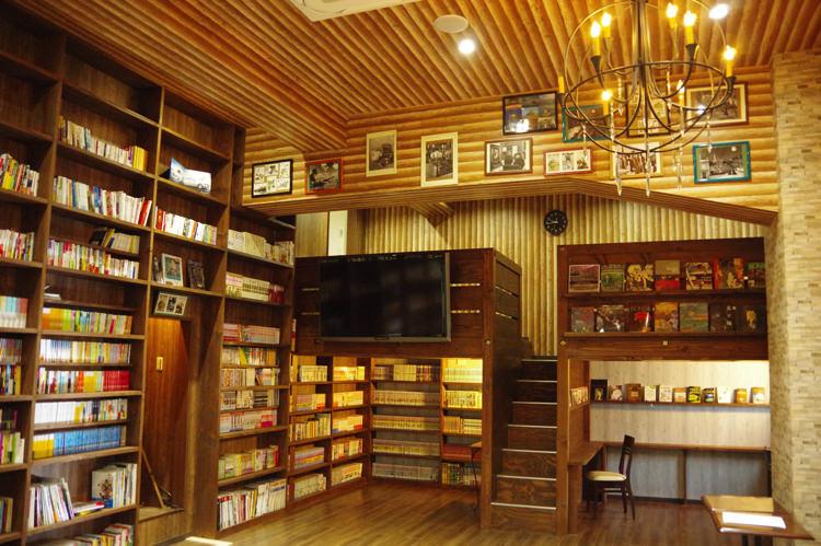 ゲストハウスわさび大阪 Bed and Libraryの部屋④