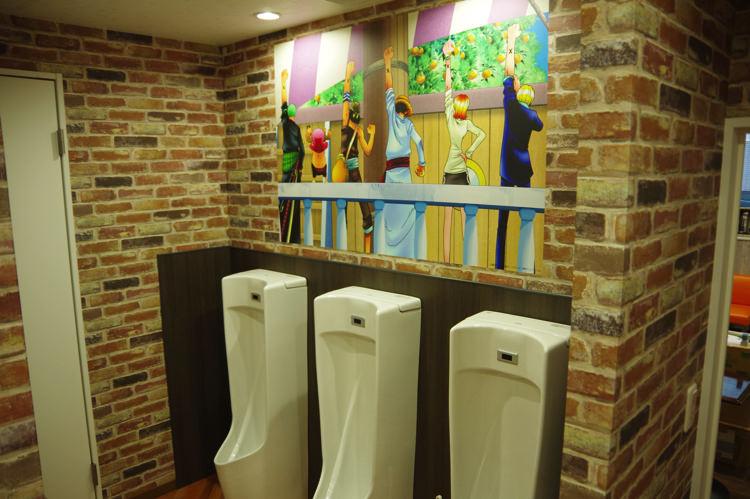 ゲストハウスわさび大阪 Bed and Libraryのトイレ