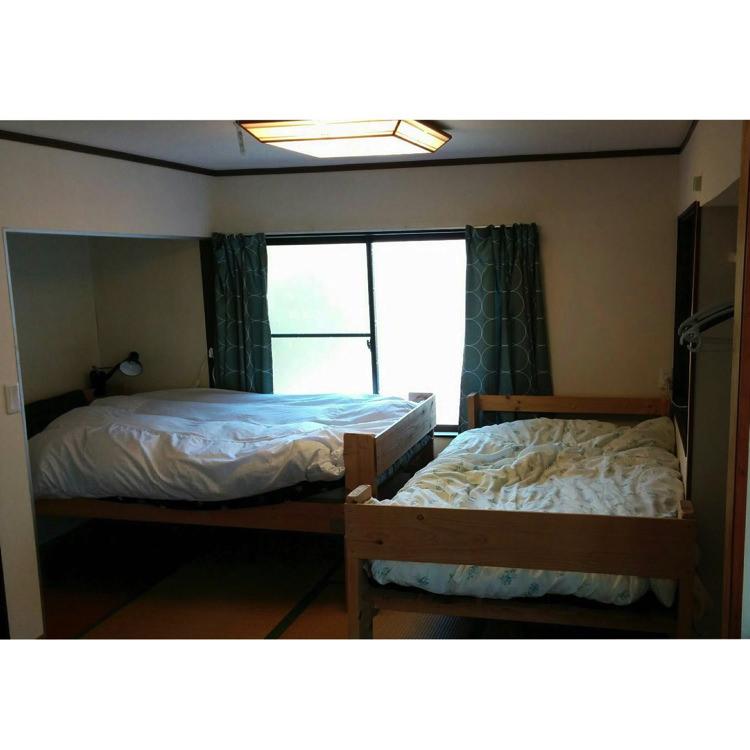 ゲストハウス アンゴ荘の宿泊部屋