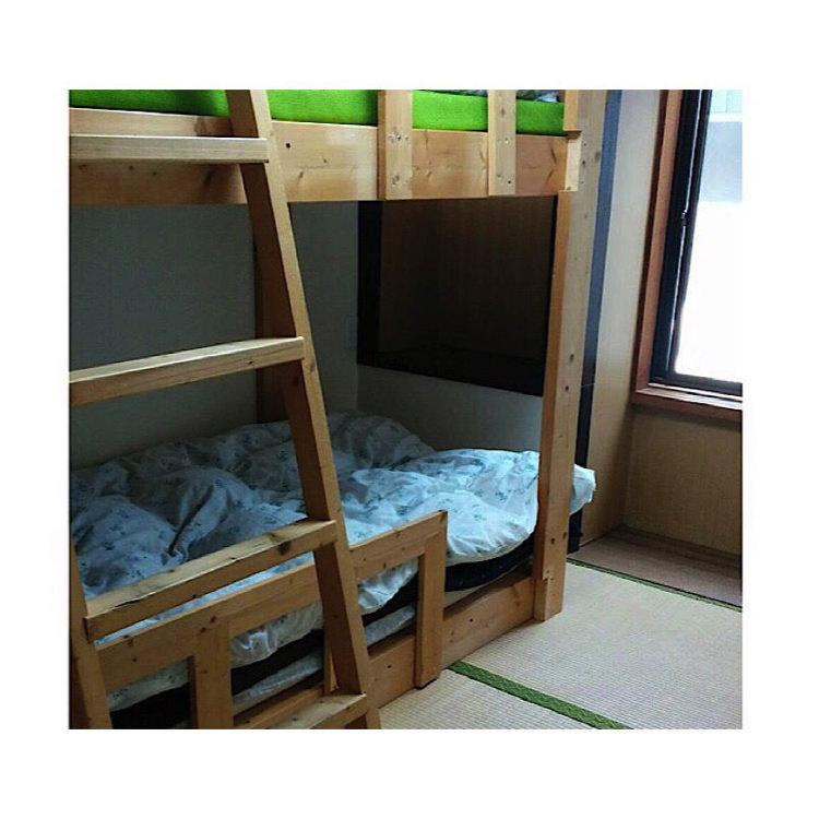 ゲストハウス アンゴ荘の宿泊部屋②