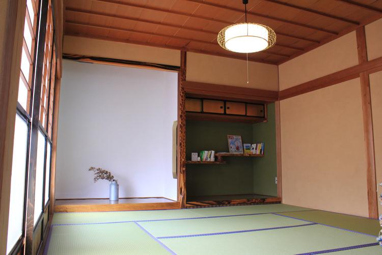ゲストハウスひとときの和室②