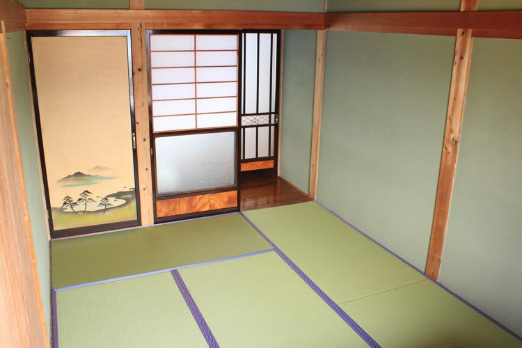 ゲストハウスひとときの和室