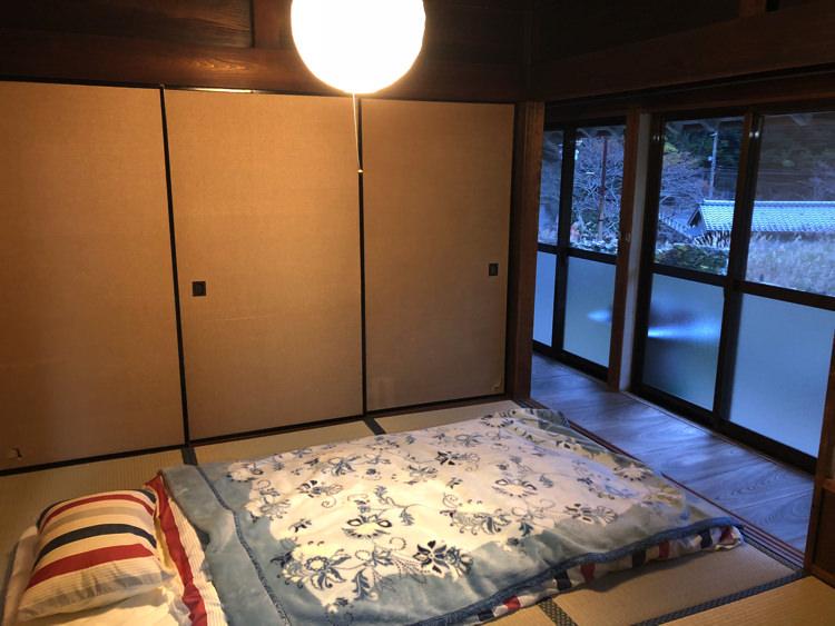 Lacomaの寝室