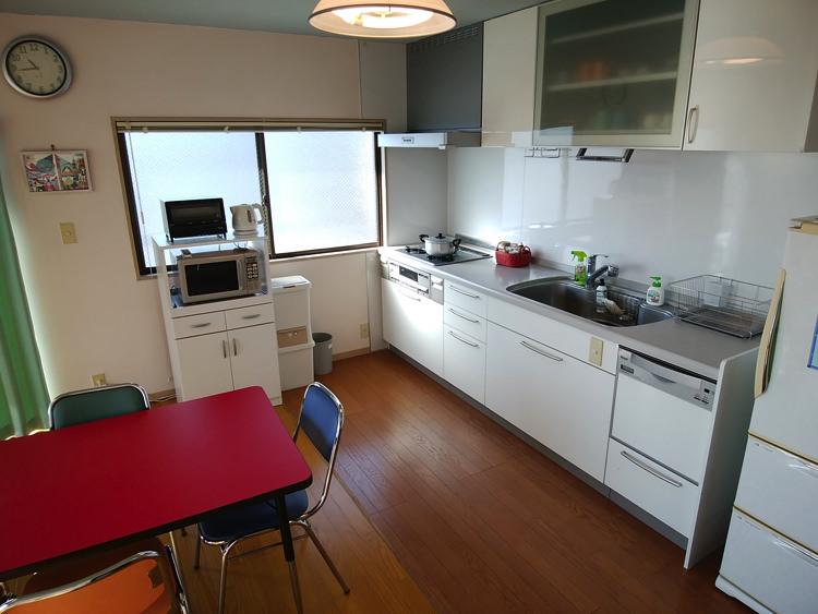 ゲストハウスりんキッチン