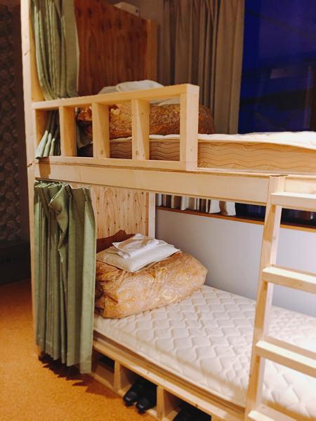 iyasuhostelhigashikawaの宿泊部屋①