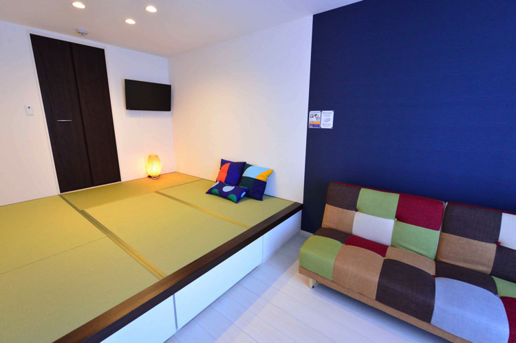 ゲストハウス岐阜羽島心音の宿泊部屋2